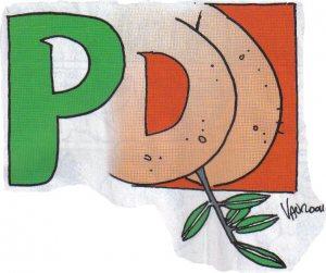 Il nuovo simbolo del partito che governa senago e che ha deciso di chiudere anche questa esperienza di governo della città